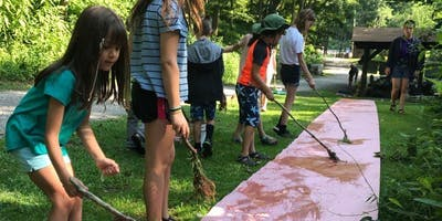 Environmental Art Summer Camp with Ashley Kyber