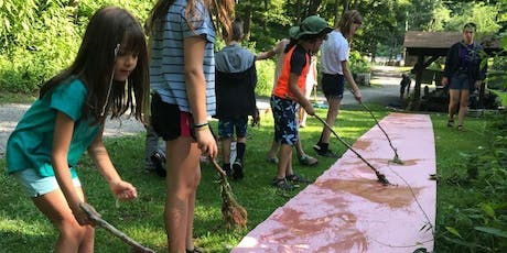 Environmental Art Summer Camp with Ashley Kyber tickets