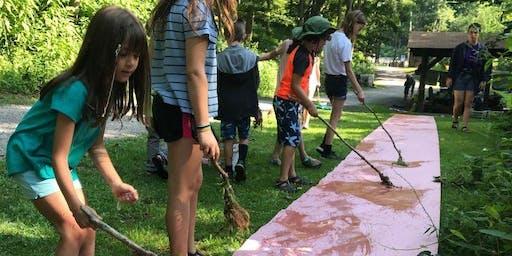 Environmental Art Summer Camp with Ashley Kyber
