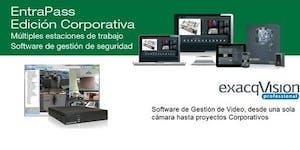 Certificación Entrapass Edición Corporativa v8.0 -...