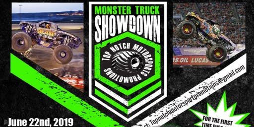 Top Notch Motorsports Promotions Monster Truck Showdown