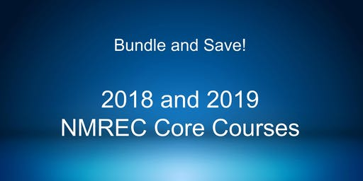 Bundle and Save! Choose 2018 and 2019 Core Courses, Save 10%