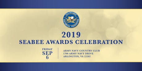 2019 Annual Seabee Awards Celebration tickets