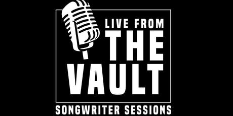 Live from The Vault within Putnam's: Songwriter Sessions tickets