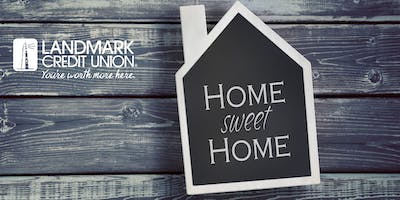 Landmark Credit Union Home Buyer Seminar - West Allis (July)