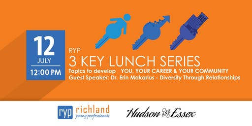 RYP 3 KEY Lunch Series- July