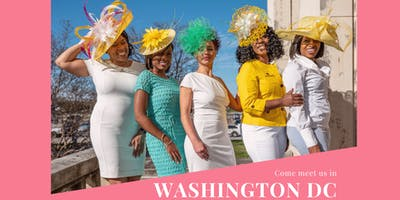 Sundress & Big Hat Brunch- DC Edition -10th Anniversary