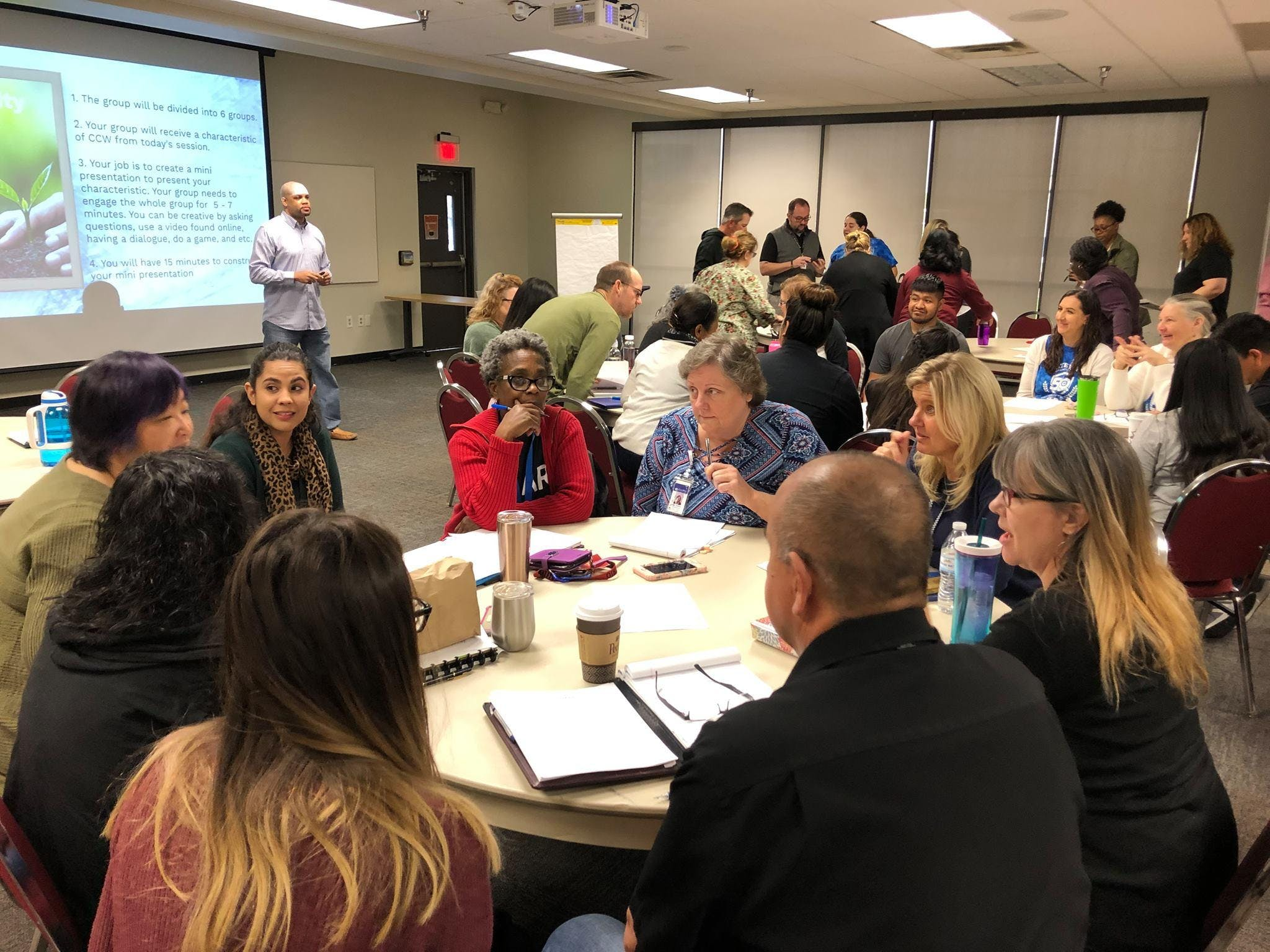 Free Bilingual Cultural Competency Training