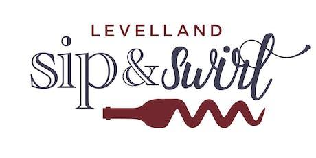 2019 Levelland Sip & Swirl tickets