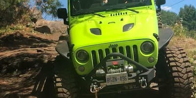 Off Road Addiction 101 JEEP Adventure Wheeling Weekend in ParrySound
