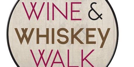 CITYVIEW's Wine & Whiskey Walk 2019 tickets