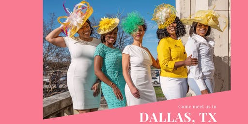 Sundress & Big Hat Brunch- Dallas Edition - 10th Anniversary