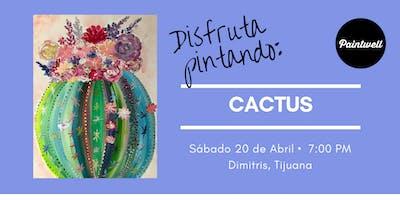 Paintwell en Tijuana (Cactus)