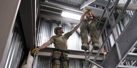 3-Day Tactical Rope Access Course (TRAC) tickets