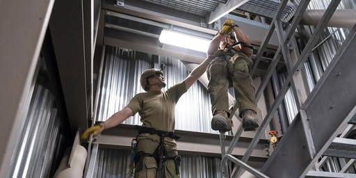 3-Day Tactical Rope Access Course (TRAC)