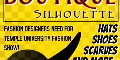 DESIGNER NEEDED FOR A FASHION SHOW
