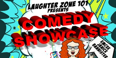 ROUND TWO Laughter Zone 101 Comedy Showcase