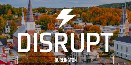 DisruptHR BurlingtonVT tickets