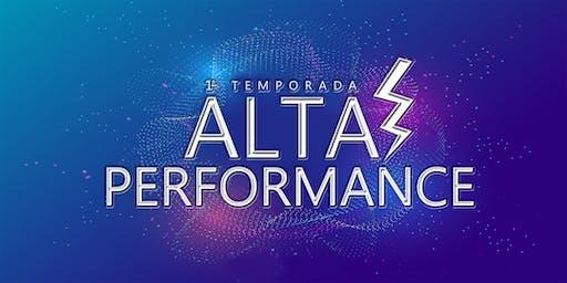 1ª Temporada do Curso de Alta Performance