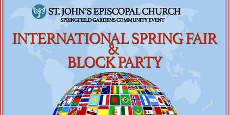 International Spring Fair & Community Event tickets