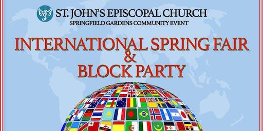 International Spring Fair & Community Event