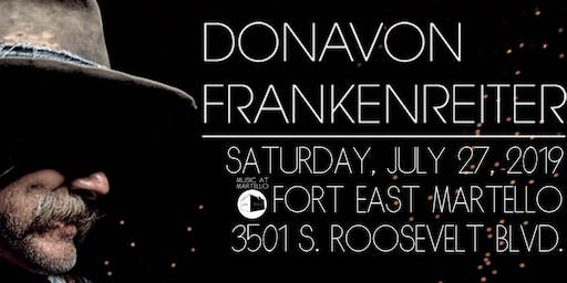 Music at Martello | Donavon Frankenreiter The Record Player Tour Plus Special Guest Christina Holmes