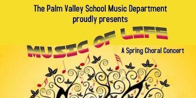 PVS Spring Choir Concert