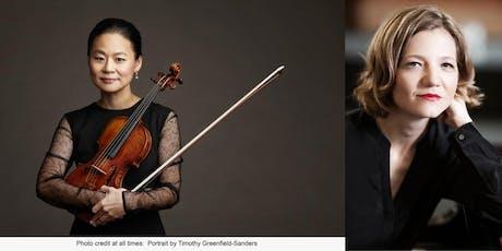 Midori, Violin & Ieva Jokubaviciute, Piano tickets