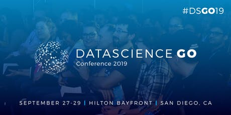 DataScienceGO tickets