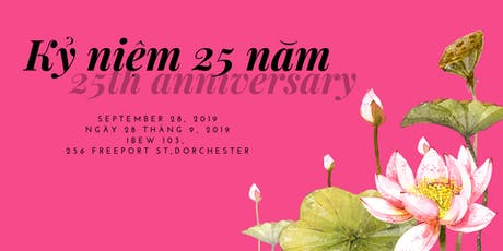 VietAID 25th Anniversary Gala | Lễ hội Gala Kỷ niệm 25 năm tickets