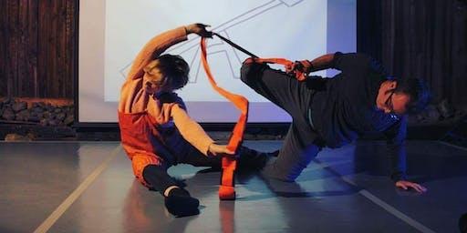 Floor Technique Workshop with Toby MacNutt