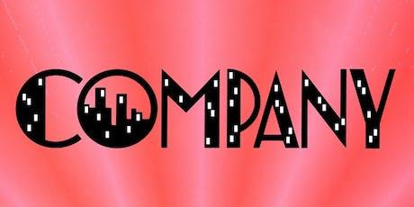 Stephen Sondheim's Company tickets