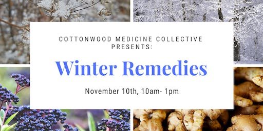 Winter Remedies