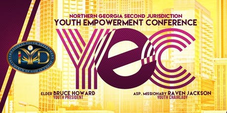 Northern Georgia Second Jurisdiction Youth Empowerment Conference tickets
