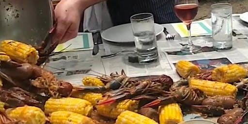 Midsummer Low Country Lobster Boil with Chef Polhamus & Chef Adkins