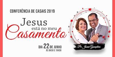Conferência de Casais Jesus está no meu Casamento