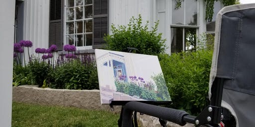 Varley Art Gallery En Plein Air