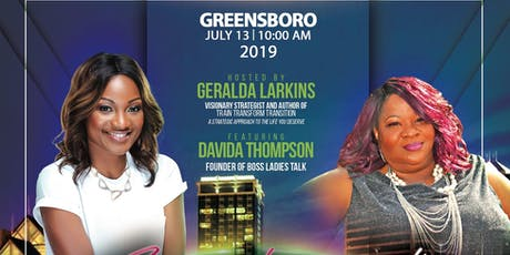 Conversations with the Strategists: GREENSBORO tickets