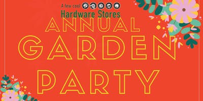 Canton Ace Garden Party & Sale