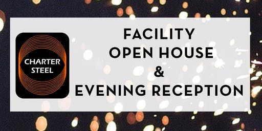 Charter Steel Open House and Rock + Roll Hall of Fame Reception