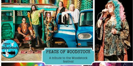Peace of Woodstock: A Tribute to the Music of the Woodstock Festival tickets