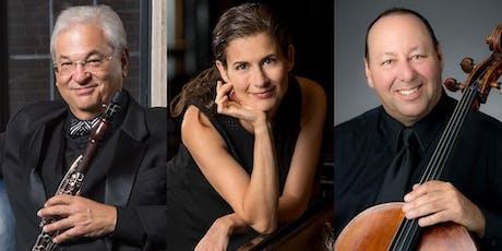 Polonsky-Shifrin-Wiley Trio tickets