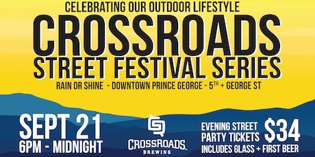 CrossRoads Street Festival 2019 - Powersport, Skiing + Snowboarding tickets