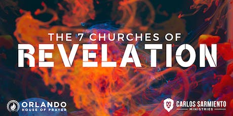 The 7 Churches of Revelation tickets