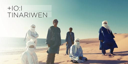 Tinariwen with Lonnie Holley @ Thalia Hall