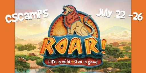 CSCamps 2019 - Roar