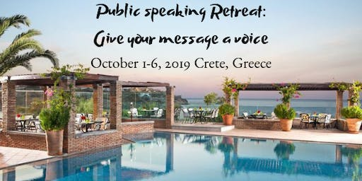 Public Speaking Retreat