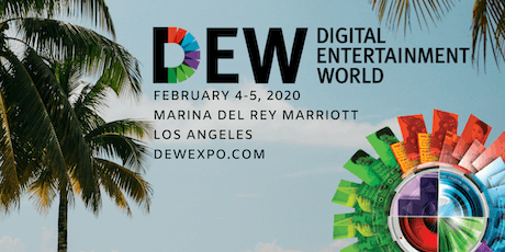 Digital Entertainment World 2020 tickets