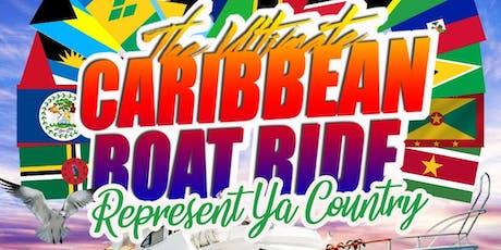 Caribbean Boat Ride tickets