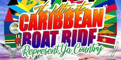 Caribbean Boat Ride